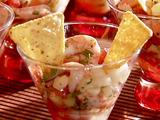 """Shrimp Seviche """"Xni Pec"""" (Seviche de Camarones Xni Pec)"""