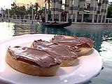 Nutella and Toast
