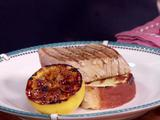 Tuna Steaks with Lemon Pepper Butter