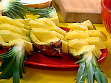 Pineapple Wedges