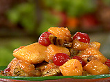 Hot Curried Fruit