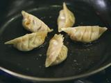 Mortadella Dumplings