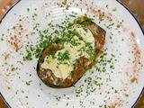 Eggplant Slippers: Melitzanes Papoutsakia