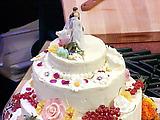 Emeril's Wedding Cake