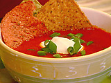 Jazzed-Up Tomato Soup
