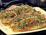 Catfish a la Meuniere