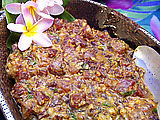 Emerilized Hawaiian Poke