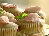 Sherry Tea Cakes and Glaze