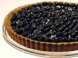 Blueberry Cream Tart
