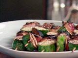 Cucumber-Dill Marinade with Grilled Lamb Kebabs