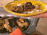 Michael's Favorite Oxtails with Buttered Rice