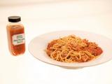 Pasta with Serena's Amatriciana Sauce