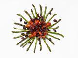 Asparagus Nicoise