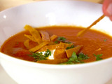 Tomato-Tortilla Soup
