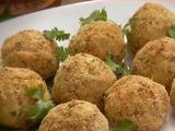 Brazilian Codfish Balls