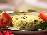 Zucchini Custard Bake