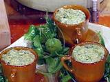 Zucchini Foam---Spuma di Zucchine