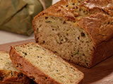 Not Your Ordinary Zucchini Bread