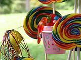 Lollipop Pots