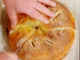 Classic Friulian Cake: Gubana
