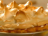 Aunt Jimmy's Butterscotch Meringue Pie