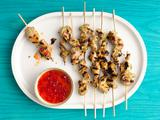 Asian Chicken Skewers