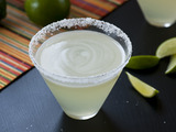 Top-of-the-line Margarita