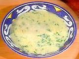 Roman-Style Egg-Drop Soup: La Stracciatella