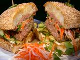 Vietnamese Bistro Burger
