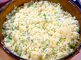 Couscous with Scallions