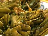 Stuffed Artichokes: Carciofe Ripieni