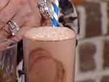 Chocolate Egg Cream Soda