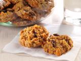 Soft Butterscotch-Oat Raisin Cookies