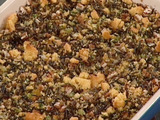 Wild Rice and Cornbread Dressing