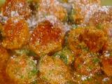 Meatballs with Ricotta: Polpettone con la Ricotta