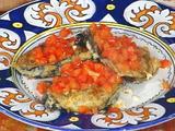 Eggplant, Mermaid Style (Melanzane Alle Sirenuse)