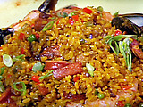 Grilled Paella Mixta