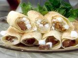 Tortilla Dessert Wraps