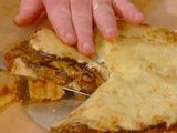 Tortino di Melanzane: Eggplant Cake