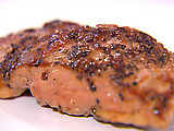 Pork Au Poivre