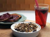 Energized Granola with Chia Seeds