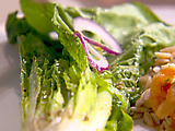 Romaine Hearts with Greek Dressing