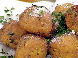 Potato Fritters: Crocche di Patate
