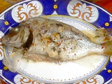 Orata al Cartoccio: Bream in a Package