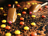 Caramel Pear Mice