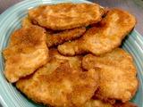 Pork Cutlets Empanizado with Mango-Rum Chutney