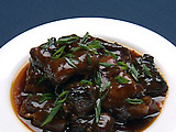 "Braised Oxtails ""Anton"""