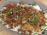 Chicken Sauce Piquante