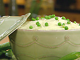 Pea Whipped Potatoes