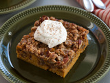 Pecan Pumpkin Crunch